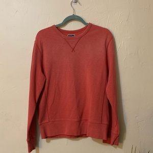 J. Crew vintage fleece sweatshirt